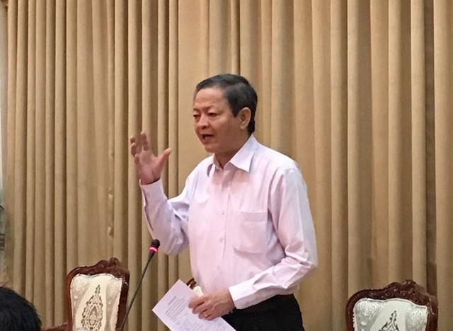 Chân dung Phó Chủ tịch TPHCM vừa xin thôi chức vì lý do sức khỏe - Ảnh 8.