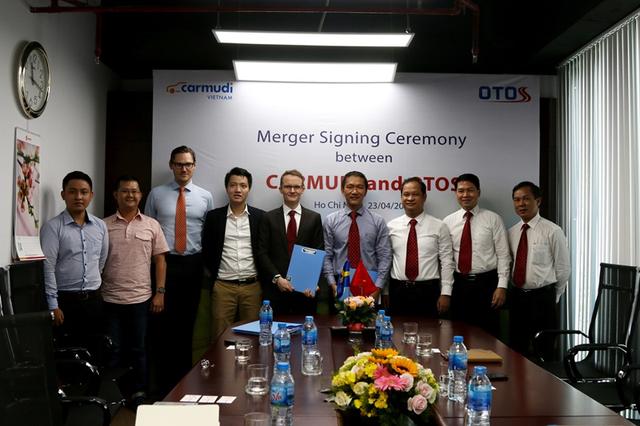 Website thương mại đện tử mua bán ô tô OtoS hợp tác cùng Carmudi - Ảnh 1.