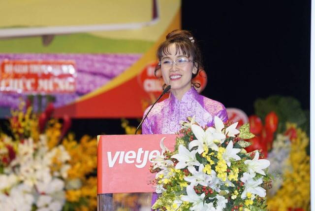 ĐHĐCĐ Vietjet: Công nghệ từ lâu đã là chiến lược đi đầu của VietJet, xem xét việc niêm yết ở nước ngoài - Ảnh 1.