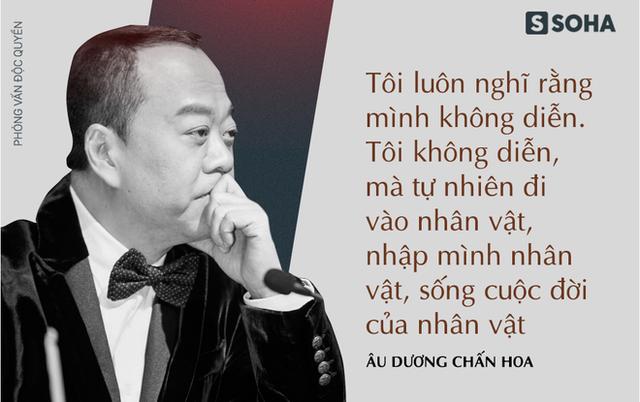 Âu Dương Chấn Hoa trả lời độc quyền báo Việt Nam: 20 năm không con cái, hạnh phúc viên mãn bên vợ tỷ phú - Ảnh 5.