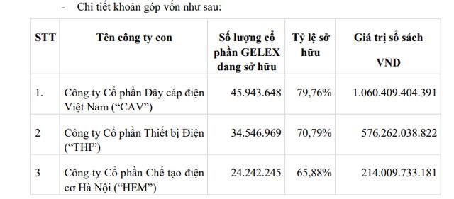 ĐHCĐ Gelex: Dự án Trần Nguyên Hãn đã được phê duyệt chủ trương đầu tư, mục tiêu lãi trước thuế 1.820 tỷ đồng trong năm 2018 - Ảnh 2.