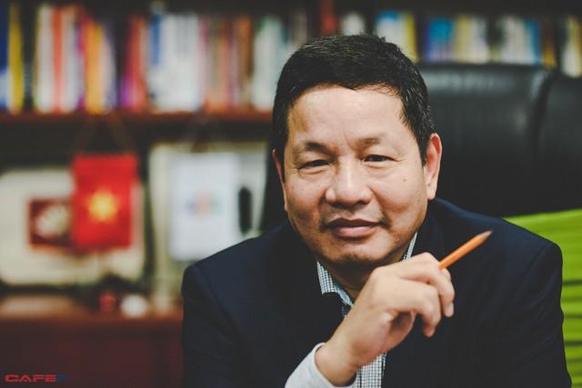 Chủ tịch FPT Trương Gia Bình ứng cử vào HĐQT Vietcombank - Ảnh 1.