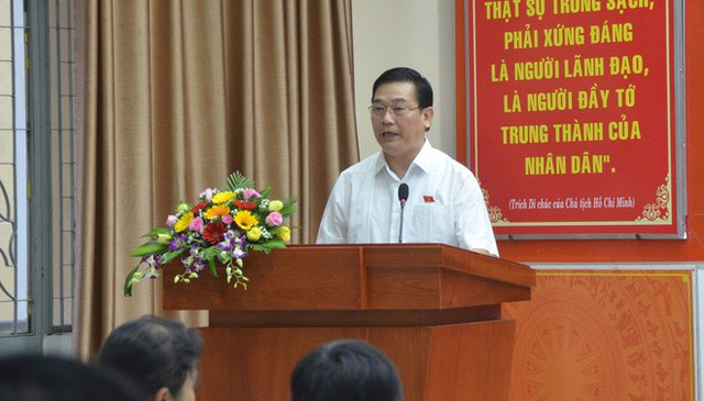 Lãnh đạo Đà Nẵng yêu cầu Giám đốc Công an giải trình về tài sản - Ảnh 1.