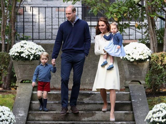 Đây là chi phí mà vợ chồng hoàng tử William phải bỏ ra để nuôi 3 em bé hoàng gia - Ảnh 1.