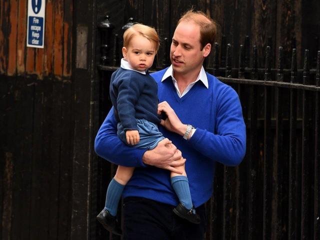 Đây là chi phí mà vợ chồng hoàng tử William phải bỏ ra để nuôi 3 em bé hoàng gia - Ảnh 3.