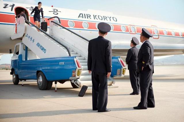 Cận cảnh hãng hàng không 1 sao của Triều Tiên - Ảnh 1.