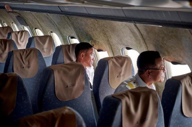 Cận cảnh hãng hàng không 1 sao của Triều Tiên - Ảnh 2.