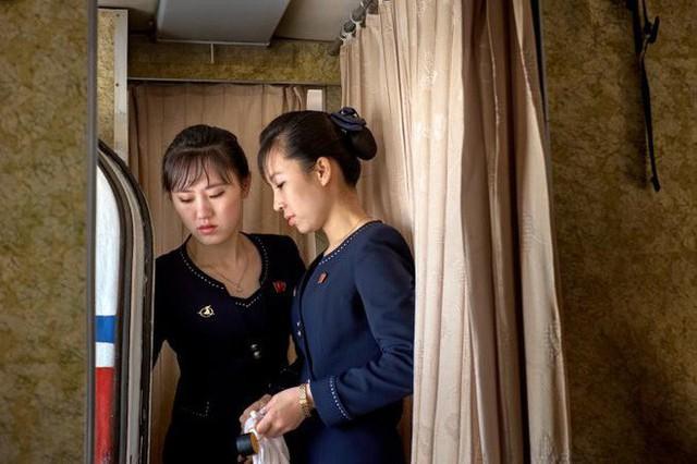 Cận cảnh hãng hàng không 1 sao của Triều Tiên - Ảnh 3.