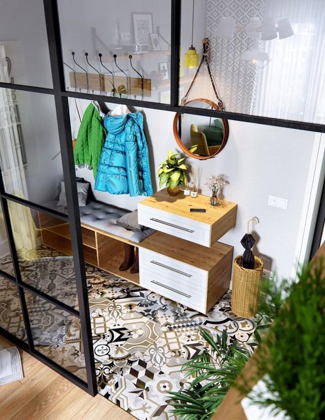 Tạo điểm nhấn siêu xinh với nội thất xanh lá cây - Ảnh 5.