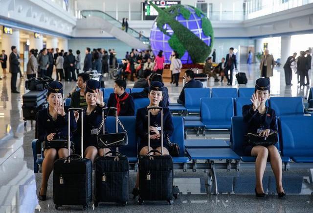 Cận cảnh hãng hàng không 1 sao của Triều Tiên - Ảnh 10.