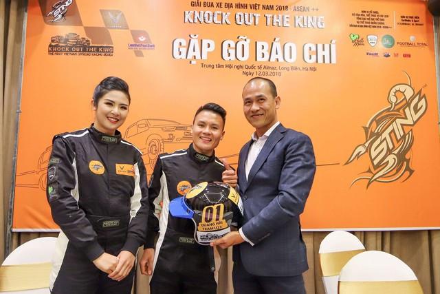 Vì sao giải đua xe địa hình đối kháng KOK 2018 sẽ là sân chơi đầy kịch tính cho người đam mê tốc độ Việt Nam? - Ảnh 1.