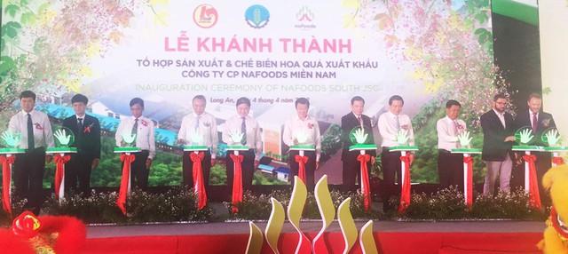 """Nafoods Group – Tiếp nối hành trình kiến tạo """"giấc mơ tỷ đô """" cho nền nông nghiệp Việt - Ảnh 2."""