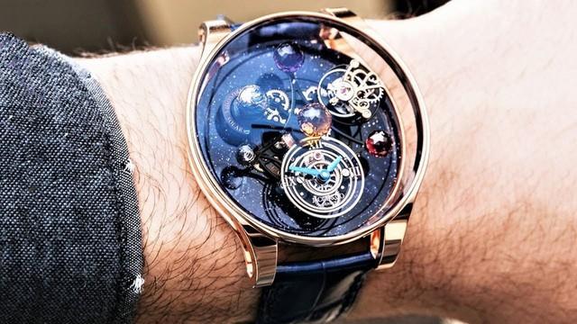 Những quy tắc chọn đồng hồ cơ bản mà một quý ông nhất định phải biết - Ảnh 6.