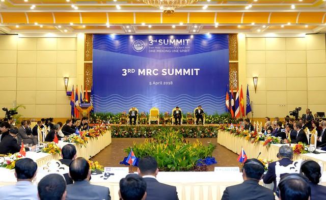 Thủ tướng đưa thông điệp mạnh mẽ về sử dụng tài nguyên nước Mekong - Ảnh 1.