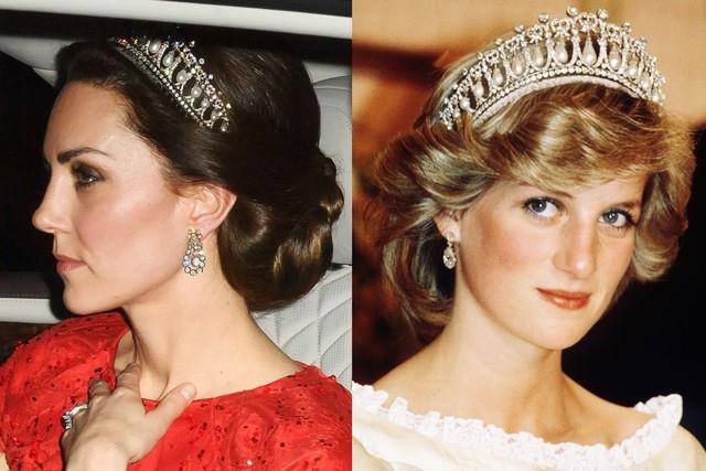 Tưởng chỉ cần ăn mặc trang nhã là đủ, hóa ra thành viên hoàng gia Anh phải tuân thủ cả chục quy tắc thời trang khắt khe - Ảnh 3.