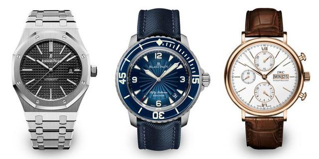 Những quy tắc chọn đồng hồ cơ bản mà một quý ông nhất định phải biết - Ảnh 2.