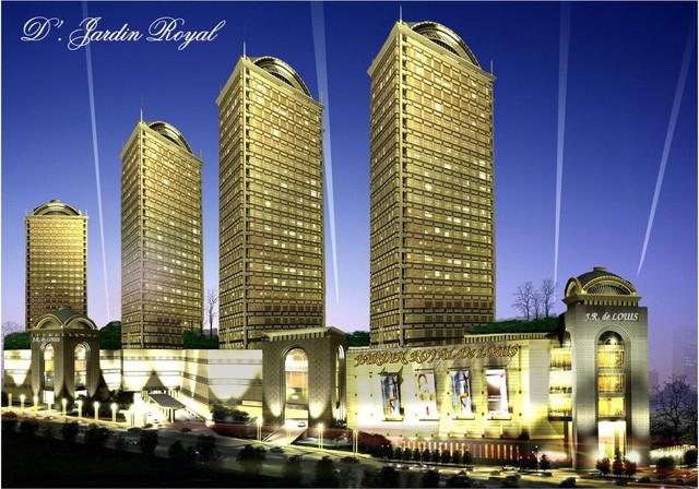 Tân Hoàng Minh bắt tay với 2 ông lớn xây dựng, hé lộ kế hoạch đầu tư dự án 4 cao ốc chung cư ngay trên đất vàng Thủ đô - Ảnh 1.