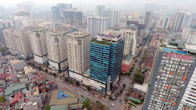 Hà Nội ngộp thở với chung cư cao tầng - Ảnh 3.