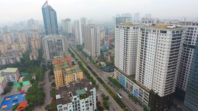 Hà Nội ngộp thở với chung cư cao tầng - Ảnh 5.