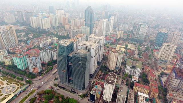 Hà Nội ngộp thở với chung cư cao tầng - Ảnh 6.