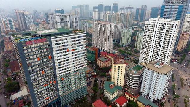 Hà Nội ngộp thở với chung cư cao tầng - Ảnh 8.