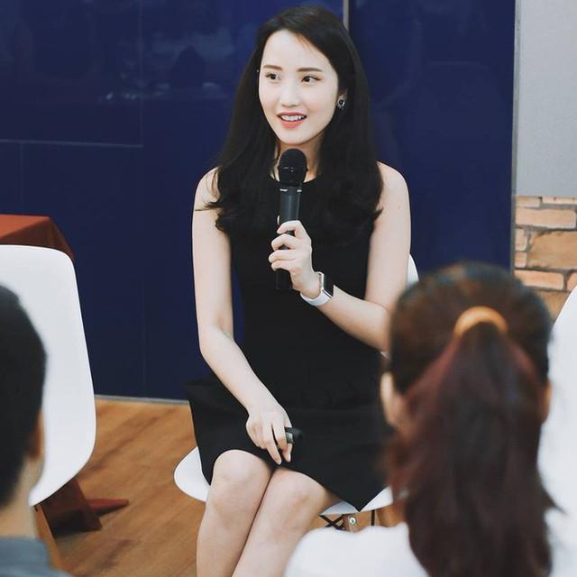 Cận cảnh vẻ sành điệu và gia thế khủng của bạn gái thiếu gia Phan Thành - Ảnh 10.
