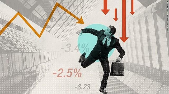 Những tuyệt chiêu kiểm soát nỗi sợ khi thị trường đỏ máu? - Ảnh 1.