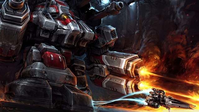 Trong tương lai không xa, robot sẽ thay thế hoàn toàn con người trên chiến trường - Ảnh 1.