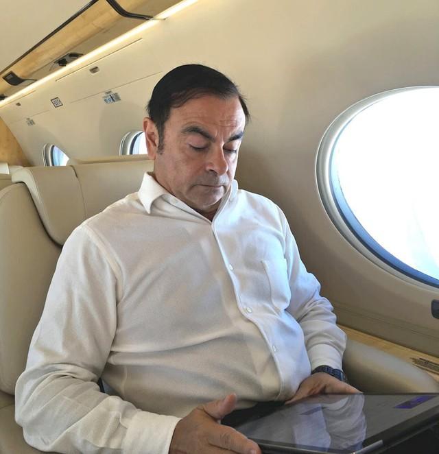 Một ngày của Carlos Ghosn, người đàn ông vừa là CEO hãng xe Pháp Renault, CEO hãng xe Nhật Nissan và là Chủ tịch Mitsubishi Motors - Ảnh 1.