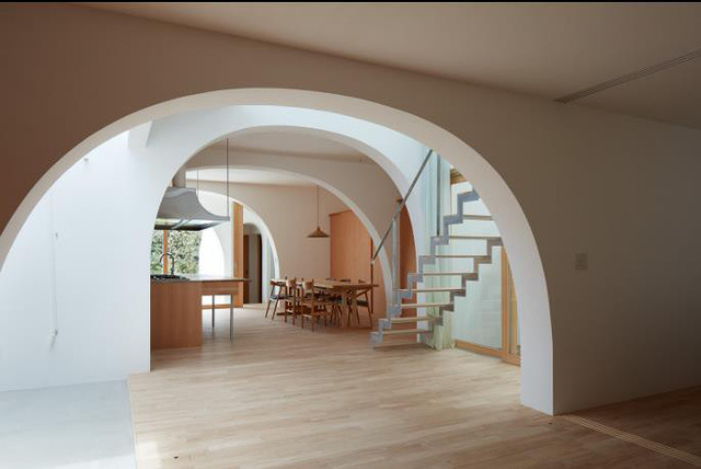 Tròn mắt ngắm ngôi nhà ống cực xinh ở Nhật - Ảnh 11.
