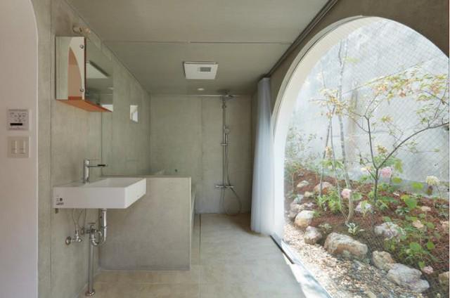 Tròn mắt ngắm ngôi nhà ống cực xinh ở Nhật - Ảnh 9.