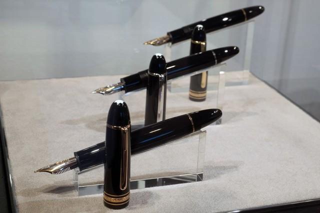 Sự ra đời của Montblanc và những chiếc bút danh tiếng nhất thế giới - Ảnh 2.