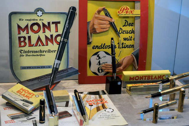 Sự ra đời của Montblanc và những chiếc bút danh tiếng nhất thế giới - Ảnh 5.