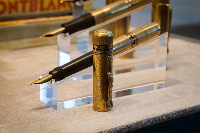 Sự ra đời của Montblanc và những chiếc bút danh tiếng nhất thế giới - Ảnh 6.