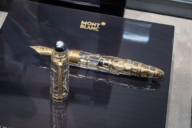 Sự ra đời của Montblanc và những chiếc bút danh tiếng nhất thế giới - Ảnh 9.