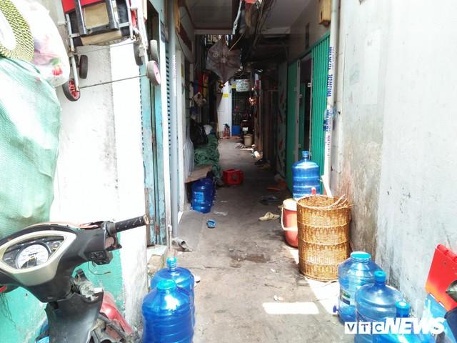 Dự án treo gần 20 năm giữa Sài Gòn: Nỗi ám ảnh trong những con hẻm nhỏ - Ảnh 1.