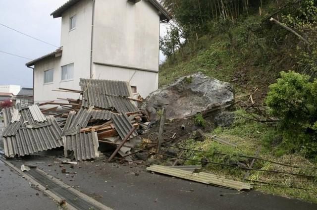 Động đất mạnh 6,1 độ richter làm rung chuyển miền Tây Nhật Bản - Ảnh 2.