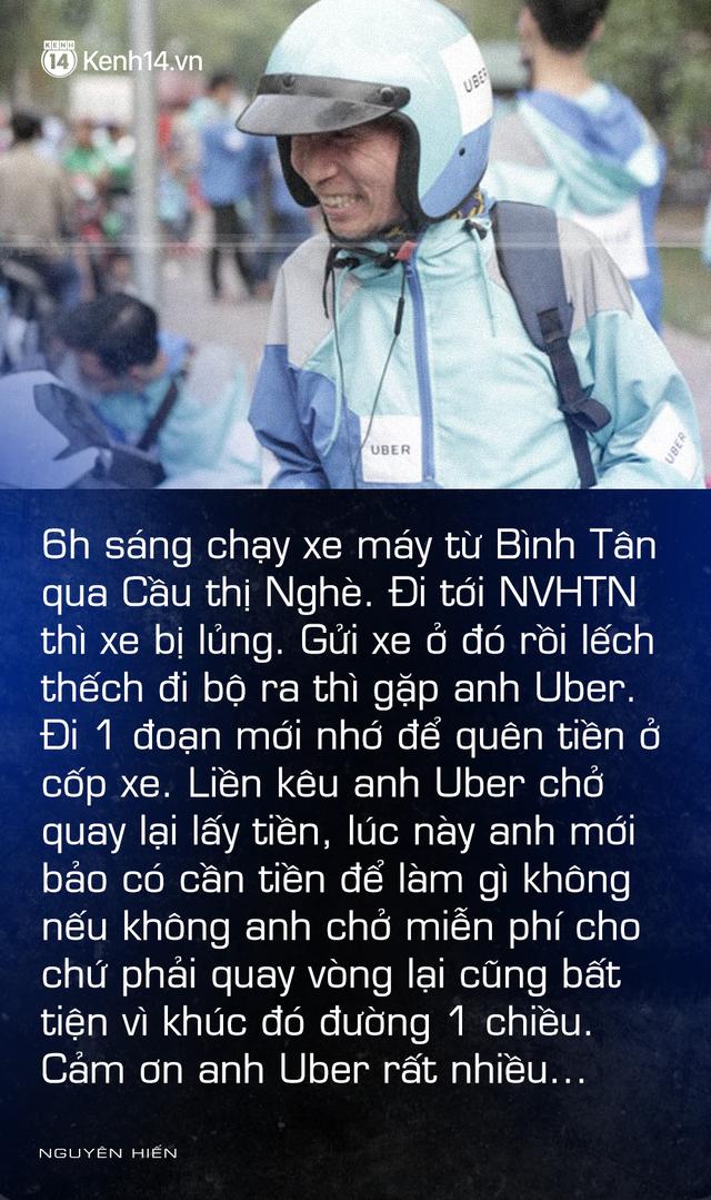 Chia sẻ của cựu CEO Uber Việt Nam trong ngày cuối của Uber: Chẳng có gì là trường tồn, chỉ có lòng tốt là ở lại - Ảnh 5.