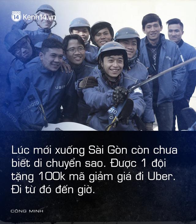 Chia sẻ của cựu CEO Uber Việt Nam trong ngày cuối của Uber: Chẳng có gì là trường tồn, chỉ có lòng tốt là ở lại - Ảnh 6.