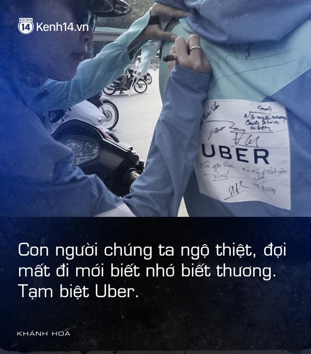 Chia sẻ của cựu CEO Uber Việt Nam trong ngày cuối của Uber: Chẳng có gì là trường tồn, chỉ có lòng tốt là ở lại - Ảnh 9.