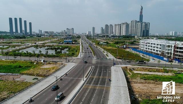 Toàn cảnh khu đất vàng Thủ Thiêm, dự định xây quảng trường hơn 2.000 tỷ có tên Chủ tịch Hồ Chí Minh - Ảnh 12.