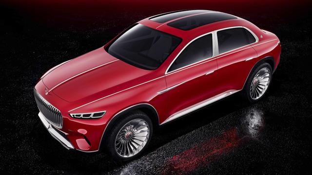 Lái Mercedes Maybach và thưởng thức trà ngay trên xe - trải nghiệm đẳng cấp của giới siêu giàu - Ảnh 1.