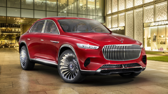 Lái Mercedes Maybach và thưởng thức trà ngay trên xe - trải nghiệm đẳng cấp của giới siêu giàu - Ảnh 2.