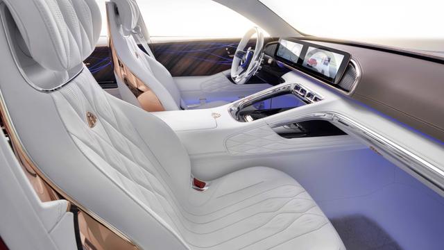 Lái Mercedes Maybach và thưởng thức trà ngay trên xe - trải nghiệm đẳng cấp của giới siêu giàu - Ảnh 5.