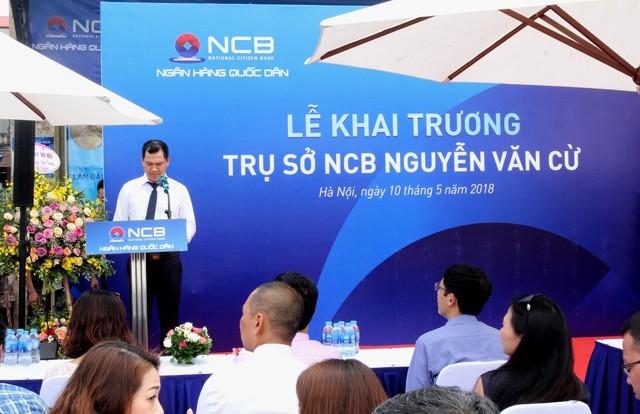 NCB mở thêm 2 phòng giao dịch tại Hà Nội - Ảnh 1.