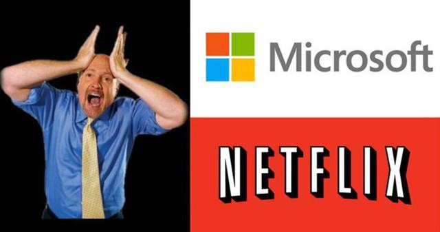 Chuyên gia dự đoán Microsoft sẽ mua lại Netflix - Ảnh 1.
