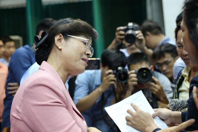 Chủ tịch HĐND TP.HCM nói với người dân Thủ Thiêm: Tôi xót lắm, day dứt lắm - Ảnh 2.