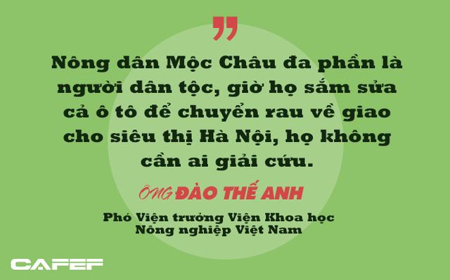Phó Viện trưởng Viện Khoa học Nông nghiệp Việt Nam: Người thành thị không nên tham gia giải cứu nông sản! - Ảnh 2.