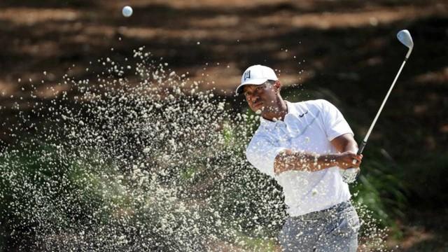 Dustin Johnson dẫn đầu, Tiger Woods và McIlroy khởi đầu chậm chạp trong ngày mở màn The Players Championship - Ảnh 2.