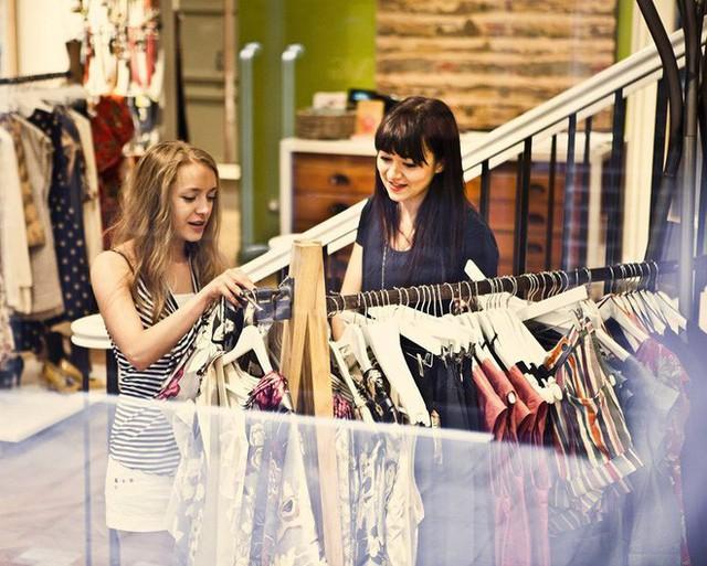 Cách mà cửa hàng quần áo bào mòn ví bạn - biết rồi bạn sẽ ngã ngửa vì thấy quá đúng - Ảnh 7.